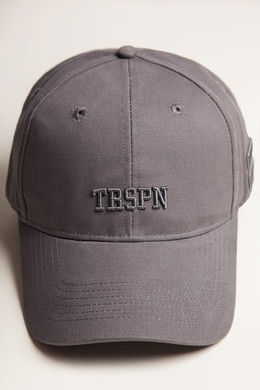 Бейсболка TRUESPIN College TRSPN RV Cap Grey фото 2