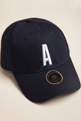 Бейсболка TRUESPIN Next Level ABC Round Navy/White фото