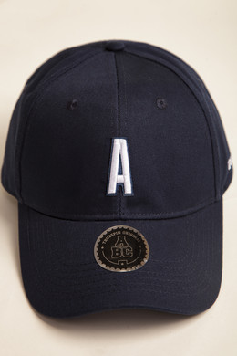 Бейсболка TRUESPIN Next Level ABC Round Navy/White фото 2
