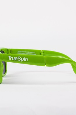 Очки TRUESPIN Folding Sunglasses Light-Green фото 2