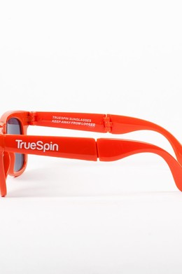 Очки TRUESPIN Folding Sunglasses Orange фото 2