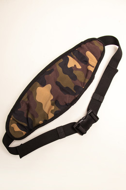 Сумка URBAN CLASSICS Camo Shoulder Bag Wood Camo фото 2