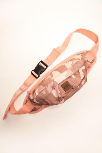 Сумка URBAN CLASSICS Camo Shoulder Bag (Rose Camo) сумка urban classics multi pocket shoulder bag black black