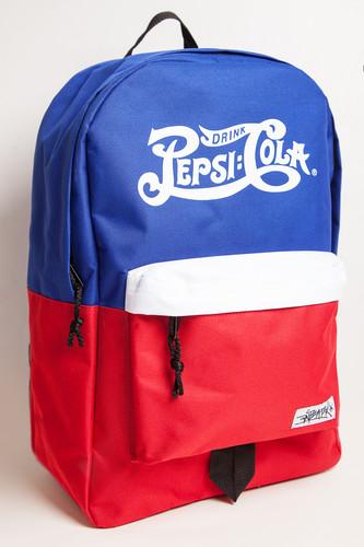 Рюкзак ANTEATER Bag (Pepsi) рюкзак anteater rolltop acab