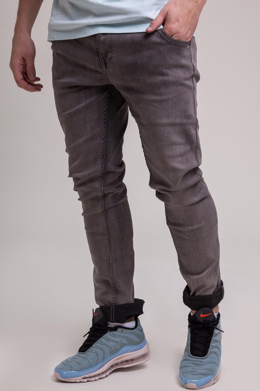 1ed0e5693d3 Джинсы SKILLS Slim Flex SS18 Grey