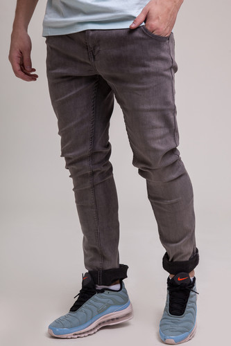 Джинсы SKILLS Slim Flex SS18 (Grey, 34/32) джинсы skills regular flex grey 36 34