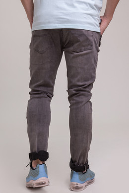 Джинсы SKILLS Slim Flex SS18 Grey фото 2