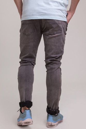Джинсы SKILLS Slim Flex SS18 Grey фото 12