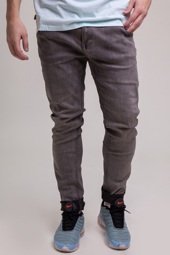 Джинсы SKILLS Slim Flex SS18 Grey фото 13