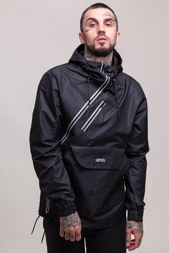Ветровка ANTEATER Windjacket 66 (Black, XL) цена и фото