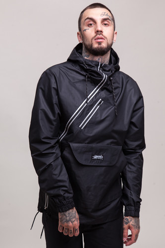 Ветровка ANTEATER Windjacket 66 (Black, XL) стоимость