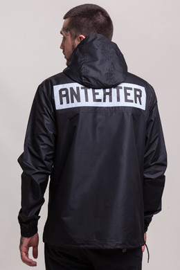 Ветровка ANTEATER Windjacket 66 Black фото 2