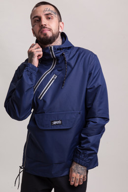 Ветровка ANTEATER Windjacket 67 Navy фото