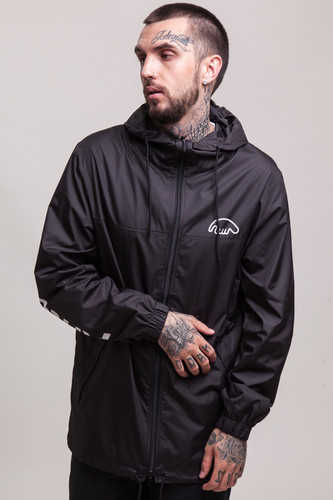 Ветровка ANTEATER Windjacket 68 Black фото 10