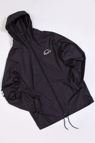 Ветровка ANTEATER Windjacket 68 Black фото 12
