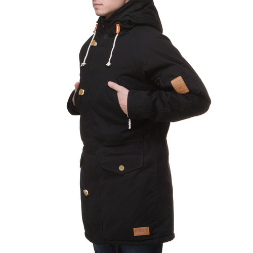 Куртка TRUESPIN Cold City Black фото 20
