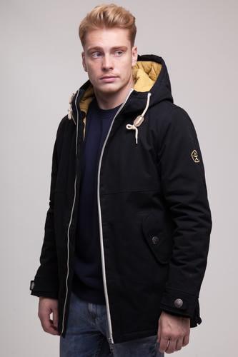 Куртка ЗАПОРОЖЕЦ Ретро (Black, 2XL) недорго, оригинальная цена