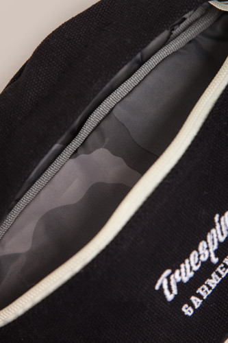 Сумка TRUESPIN Waistbag #1 Black фото 13