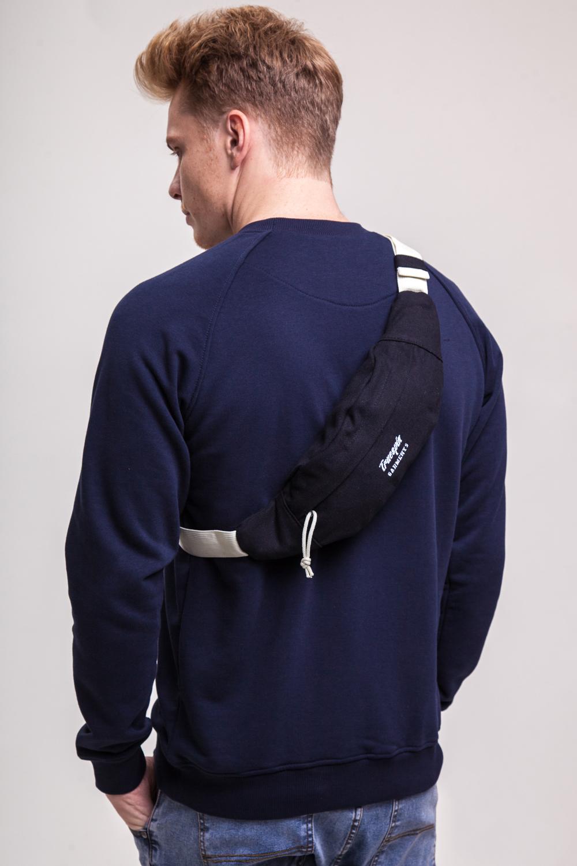 0307abbd975b Сумка TRUESPIN Waistbag #1 Black, приобрести, цена с фото со скидной в интернет  магазине в Москве