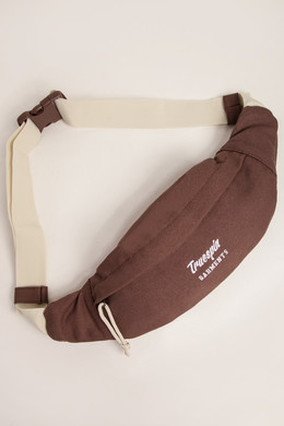 Сумка TRUESPIN Waistbag #1 Brown/Beige фото
