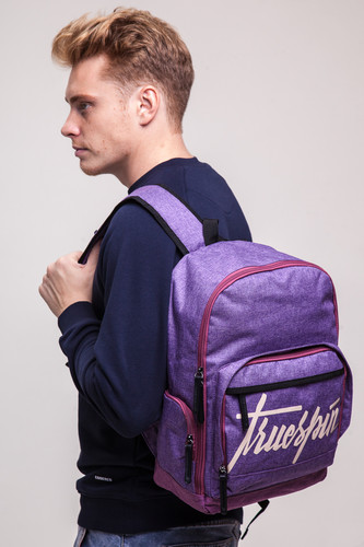 Рюкзак TRUESPIN Backpack #1 Purple фото 14