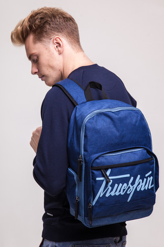Рюкзак TRUESPIN Backpack #1 Blue фото 14