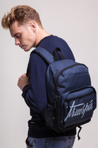 Рюкзак TRUESPIN Backpack #1 Denim Blue фото 14